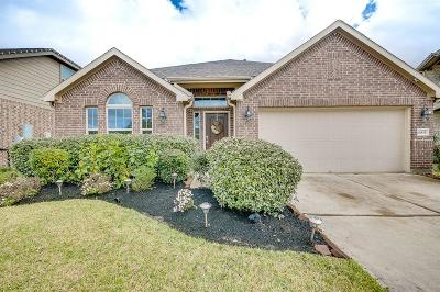 Dickinson Single Family Home For Sale: 6833 Linden Creek Lane