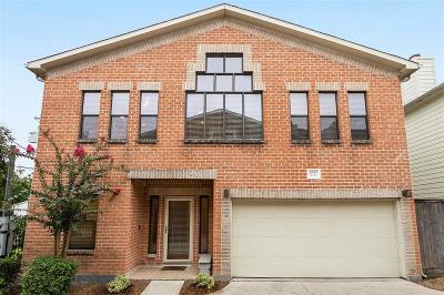 Houston Single Family Home For Sale: 5717 Larkin Street