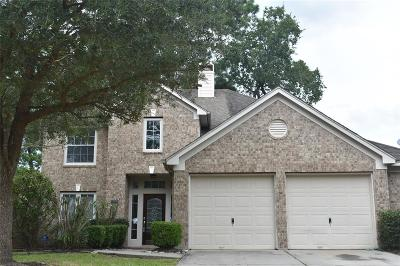Humble Single Family Home For Sale: 12723 Cooper Breaks Drive
