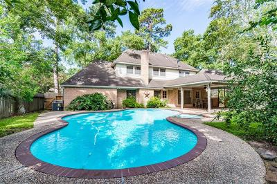Kingwood Single Family Home For Sale: 3723 Wildwood Ridge Drive