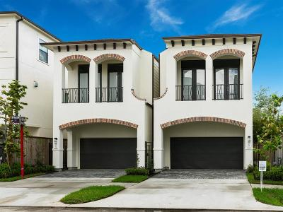 Houston Condo/Townhouse For Sale: 228 W 23rd Street