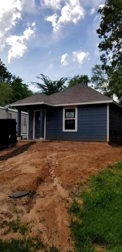 Willis Single Family Home For Sale: 10998 Maywood