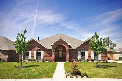 Manvel Single Family Home For Sale: 6602 Marble Falls