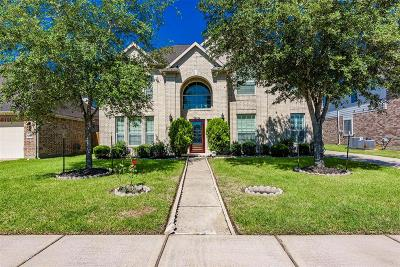 Friendswood Single Family Home For Sale: 4440 Mae Street