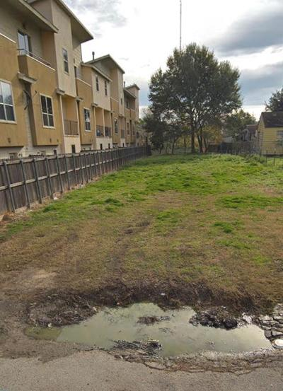 Houston Residential Lots & Land For Sale: McAlpine Street
