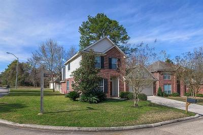 Montgomery Single Family Home For Sale: 3701 Poets Court