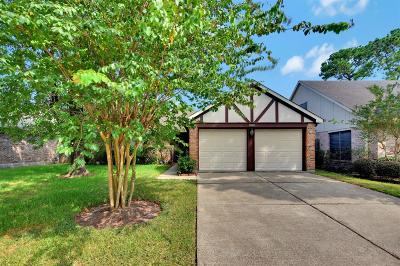 Houston Single Family Home For Sale: 14315 Wandering Wood Drive