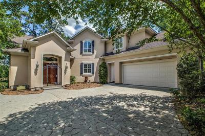 The Woodlands Single Family Home For Sale: 10814 Colony Wood Place Place