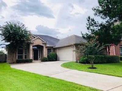 Tomball TX Single Family Home For Sale: $212,000