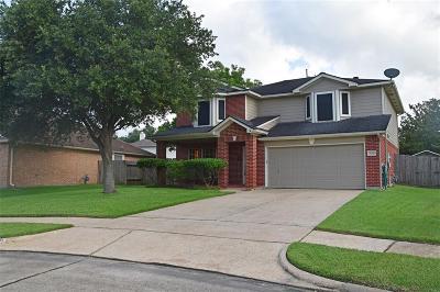 La Porte Single Family Home For Sale: 9218 San Saba Court