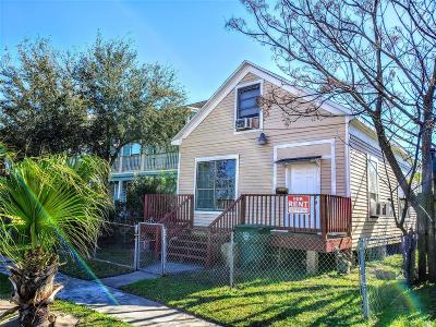 Galveston Rental For Rent: 3523 Winnie Street