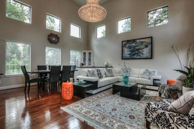Houston Condo/Townhouse For Sale: 619 W 17th Street