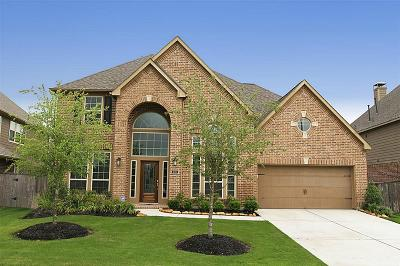 Katy Single Family Home For Sale: 10211 Radcliff Lake Drive