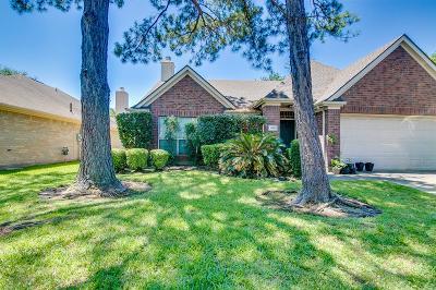 Cypress Single Family Home For Sale: 18415 Cobblestone Drive