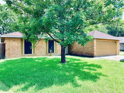 Channelview Single Family Home For Sale: 1383 Somercotes Lane