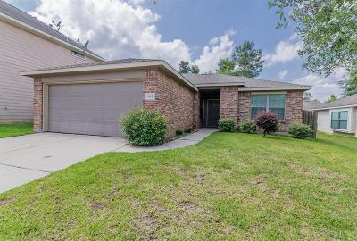 Conroe TX Single Family Home For Sale: $173,000