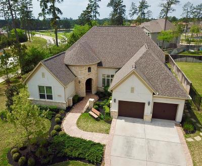 The Woodlands Single Family Home For Sale: 3 Wrangler Pass Drive