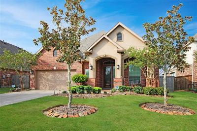Katy Single Family Home For Sale: 9911 Rochs Hill Court