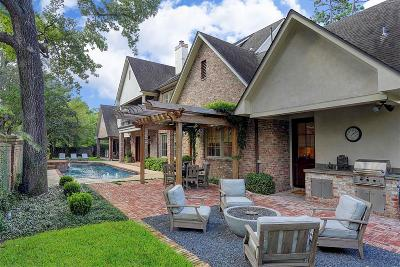 Houston Single Family Home For Sale: 7 Lochtyne Circle
