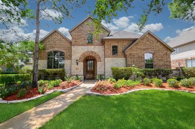 Katy Single Family Home For Sale: 25711 Pipestone Glen Lane