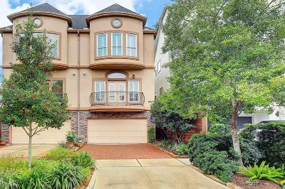 Houston Condo/Townhouse For Sale: 1804 Huldy Street