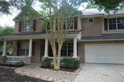 The Woodlands TX Single Family Home For Sale: $290,000
