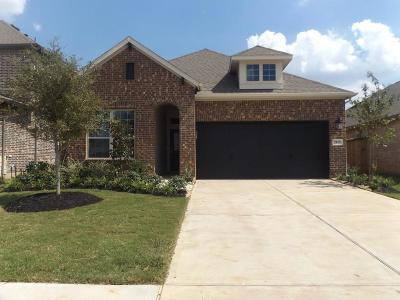 Fulshear Single Family Home For Sale: 2835 Blue Mist Bend