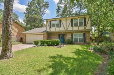 Kingwood Single Family Home For Sale: 2906 Valley Rose Drive