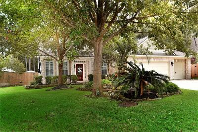 The Woodlands Single Family Home For Sale: 46 Westwinds Circle