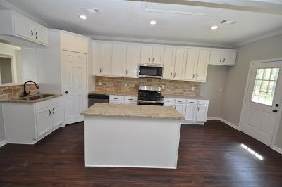 Dickinson Single Family Home For Sale: 3310 Lobit Drive