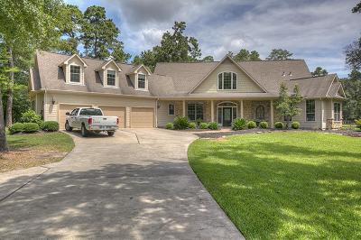 Conroe Single Family Home For Sale: 10998 Lake Forest Drive