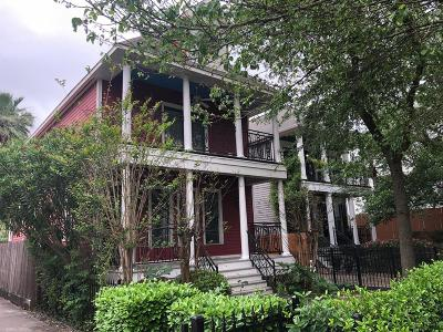 Single Family Home For Sale: 931 W 22nd Street