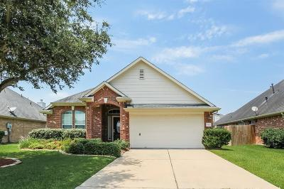 Pearland Single Family Home For Sale: 7705 Misty Lake Lane