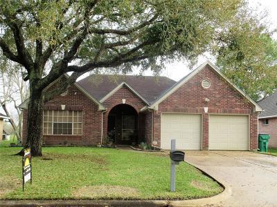 Alvin Single Family Home For Sale: 1030 Wildwinn Drive
