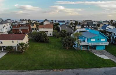 Galveston Residential Lots & Land For Sale: Lot 10 Pirates Beach Boulevard
