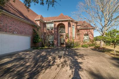 League City Single Family Home For Sale: 2601 Fra Mauro