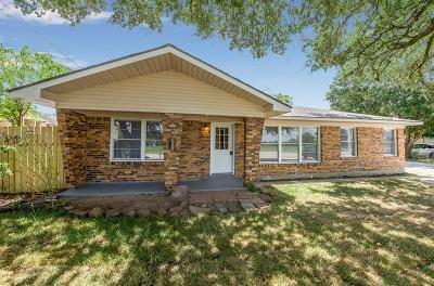 Rosenberg Single Family Home For Sale: 2513 Bamore Road