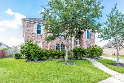 Pearland Rental For Rent: 2510 Quiet Lake Court