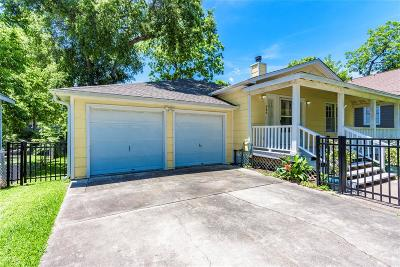 Kemah Single Family Home For Sale: 266 E Shore Drive