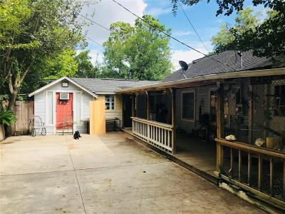 Houston Single Family Home For Sale: 1950 Laverne Street