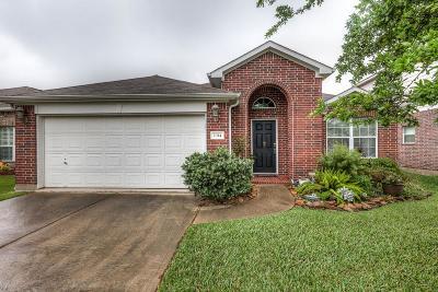 Deer Park Single Family Home For Sale: 2314 Trinity Park Court