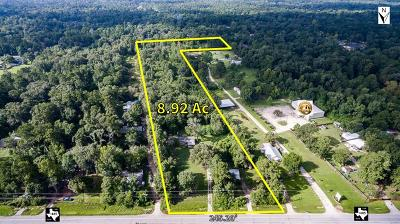 Conroe Residential Lots & Land For Sale: 16788 Fm 1485 Road