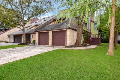 Friendswood Condo/Townhouse For Sale: 134 Moss Point Drive