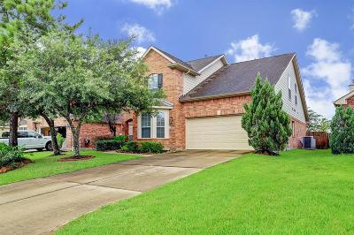 Montgomery County Single Family Home For Sale: 20746 Oakhurst Trails Drive