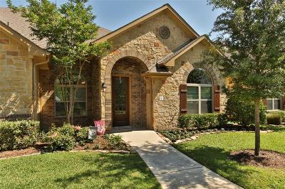 Tomball Condo/Townhouse For Sale: 16303 N Eldridge Parkway #C