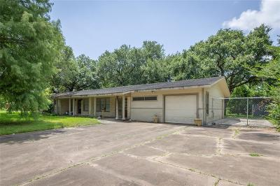La Marque Single Family Home For Sale: 1312 Lamar Drive