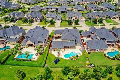 Fulshear Single Family Home For Sale: 5603 Caspian Falls Lane
