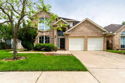 Missouri City Single Family Home For Sale: 4319 Lakeshore Forest Drive Drive
