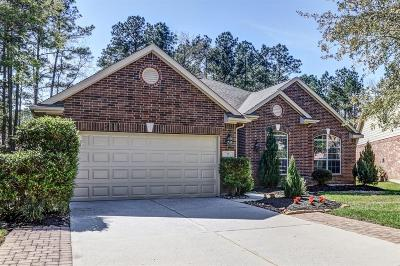 The Woodlands Single Family Home For Sale: 7 Caelin Court