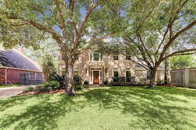 Houston Single Family Home For Sale: 4502 Belle Glade Drive